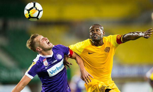 Austria gegen Limassol noch ohne Kayode