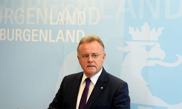 Burgenlands Landeshauptmann Hans Niessl (SPÖ).