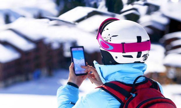 Urlaubsfotos mit dem Smartphone