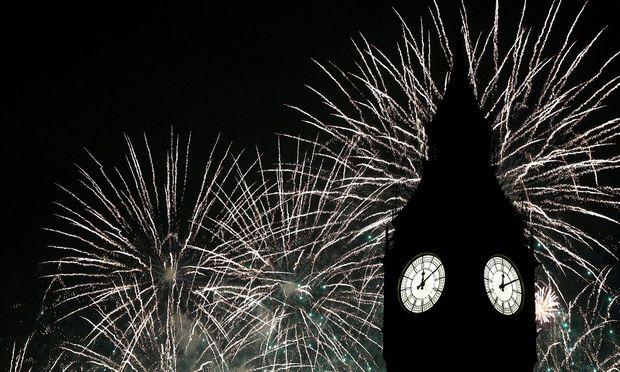Politik spielt keine Rolle: London ist die Silvesterdestination.