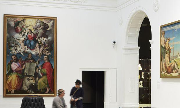 Sehenswert. Nicht versäumen: die Art Gallery of South Australia.