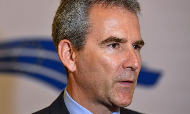 Finanzminister Hartwig Löger.