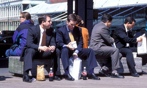 Banker mit guten Englischkenntnissen sind in Luxemburg gesucht.