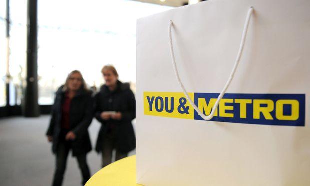 Handelsriese Metro steuert auf Aufspaltung zu