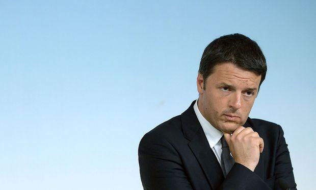 Ex-Premier Matteo Renzi tritt als PD-Chef zurück