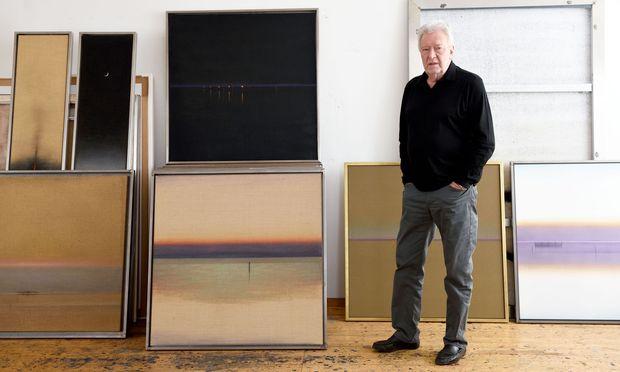 """Eduard Angeli: """"Bildende Kunst interessiert in diesem Land keinen Menschen."""""""