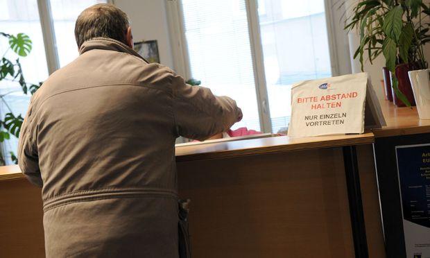 Arbeitslosigkeit Jaenner Prozent gestiegen