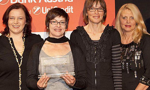 Das Frauenmuseum Hittisau wurde mit dem BA-Kunstpreis ausgezeichnet.