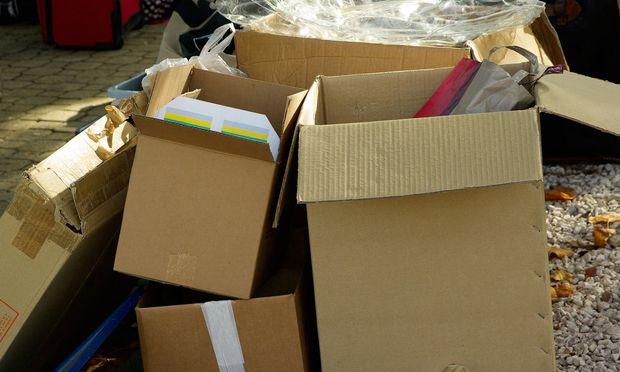 Verpackungsmüll ist die unschöne Seite des boomenden Onlinehandels.