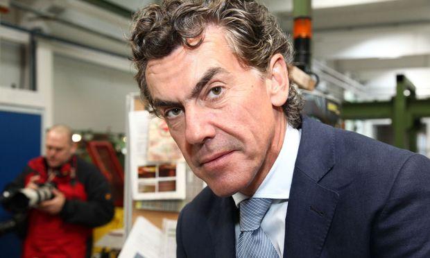 Michael Tojner schickt Varta an die Börse