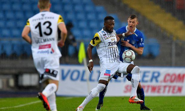 SOCCER - Erste Liga, Linz vs LASK