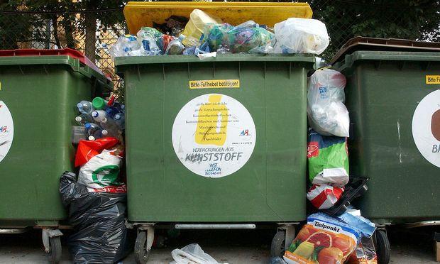 Wird das Abfallproblem bald gelöst?