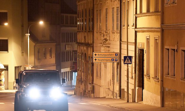 88-Jährige auf offener Strasse in Österreich entführt