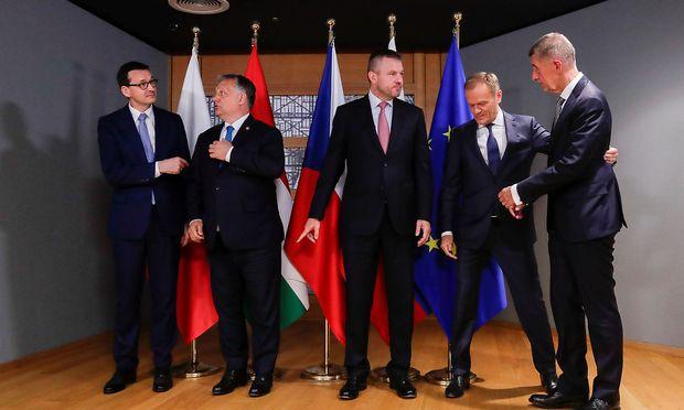 Jährlicher Grundwertecheck für alle EU-Mitgliedsstaaten