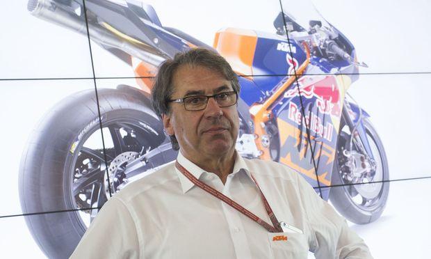 KTM-Chef Stefan Pierer