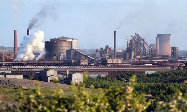 Stahl: British Steel ist insolvent