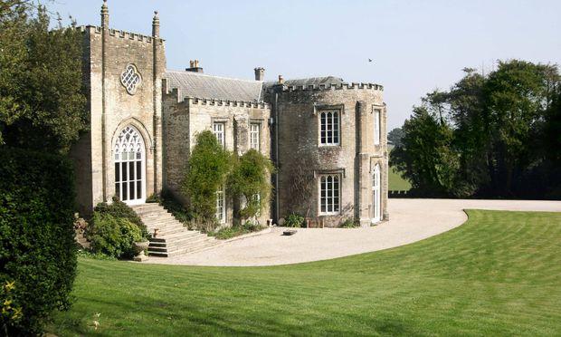 Prideaux Place, Padstow, Cornwall: Das Anwesen ist seit mehr als 400 Jahren im Besitz der Familie Prideaux.