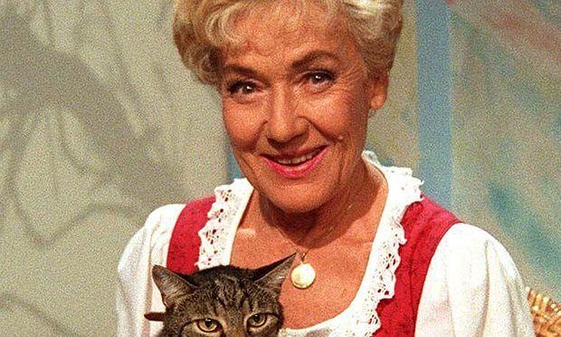 Edith Klinger gestorben Tiermutti