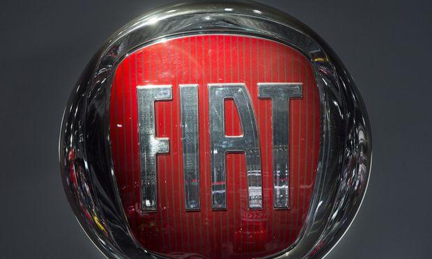 Fiat-Aktien legten am Montag kräftig zu.  / Bild: (c) APA/AFP/SAUL LOEB (SAUL LOEB)