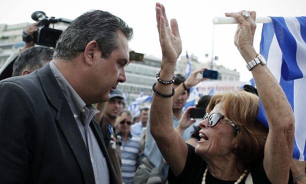 Reichenbach unterstützt Griechenland bei den Reformen