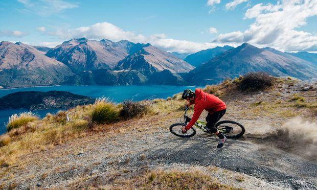 Gepusht. Manche Destinationen setzen gezielt auf Social Media, der Run auf Wanaka (NZ) wuchs mit Instagram.