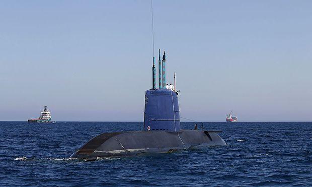 Symbolbild: Ein U-Boot der Dolphin-Klasse.