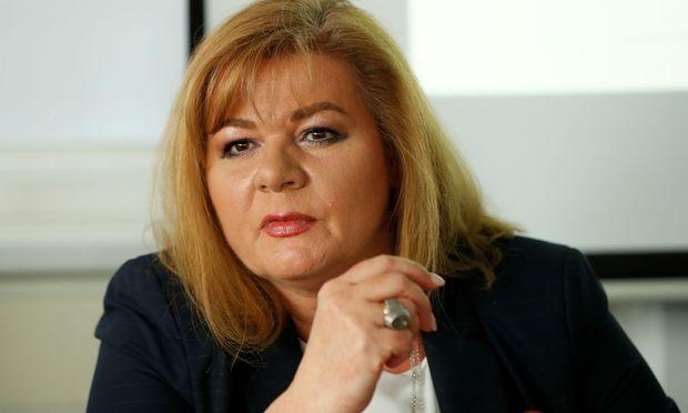 WKStA-Chefin Ilse Vrabl-Sanda