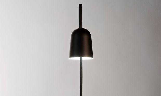 """Lichtsteigerung. Für Luceplan entwarf Daniel Rybakken """"Ascent""""."""