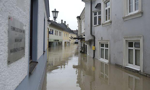 Ein Bild aus Marbach, NÖ.