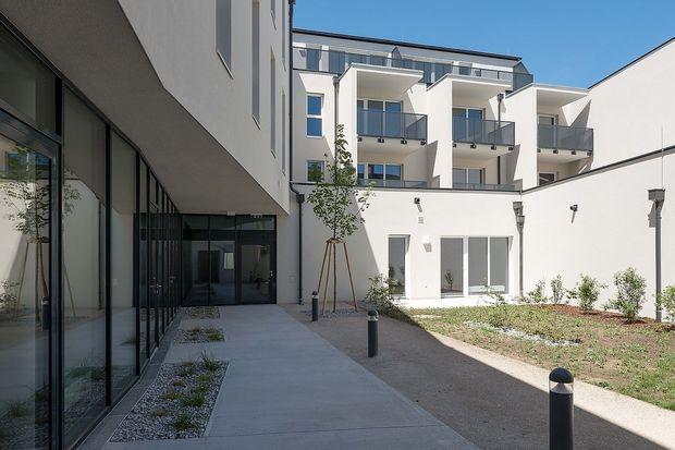 Diese Wohnform soll es ermöglichen, selbstbestimmt zu leben und nicht in ein Heim ziehen zu müssen