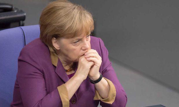 Merkel Spaeterer Schuldenschnitt Athens