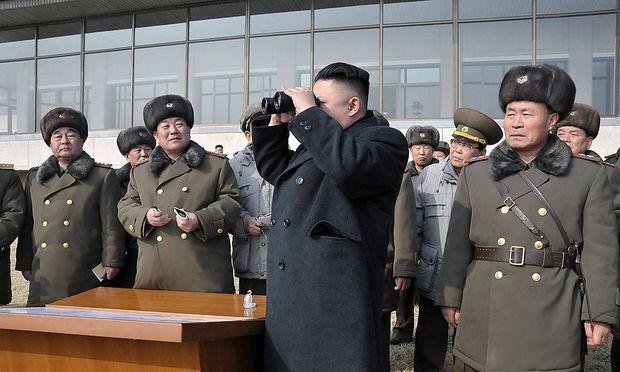 Nordkorea drohte mit Aufkündigung von Waffenstillstandsabkommen