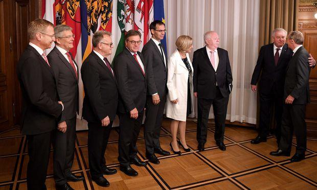 Die Fronten zwischen Bund und Landeshauptleuten sind verhärtet