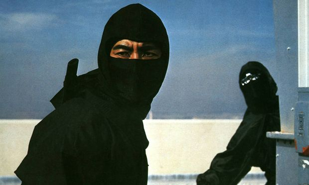 Die Rueckkehr der Ninja REVENGE OF THE NINJA USA 1983 Regie Sam Firstenberg SHO KOSUGI Stichwo