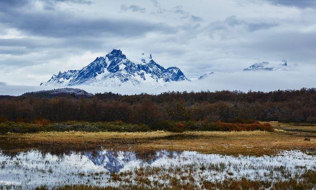 Die große Leere, die Rauheit, die Distanzen, auch zwischen den Menschen: Patagonien beflügelt viele Künstler, zieht Touristen an, deren Scharen sich da und dort noch gut in Grenzen halten.