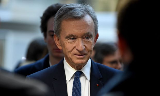 FRANCE-ECONOMY-LUXURY-LVMH