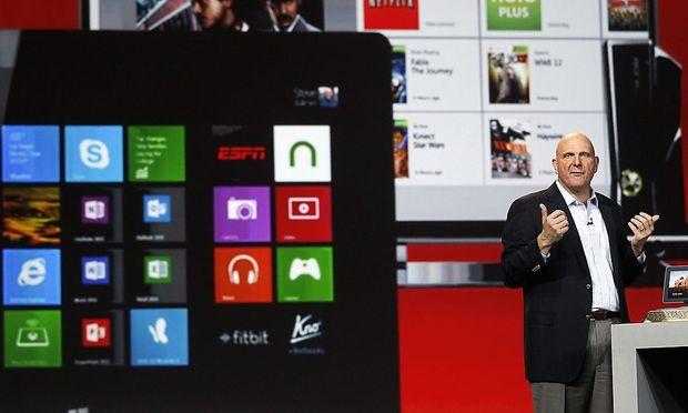 Windows 8: Nutzungszahlen schlechter als Vista