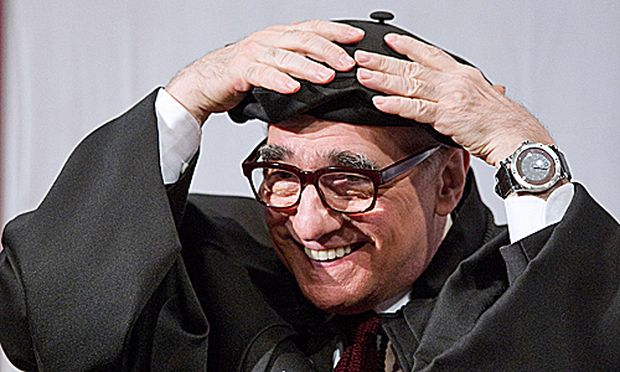 Britische Filmakademie ehrt Martin Scorsese
