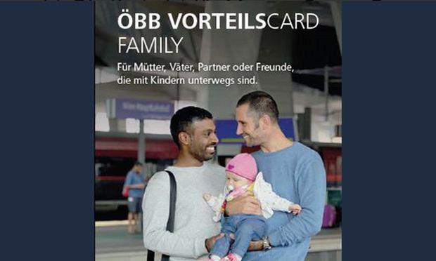 Werbesujet der ÖBB