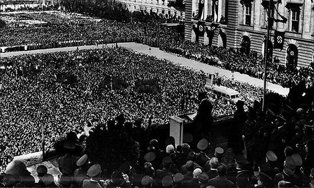 Was Soll Mit Dem Hitler Balkon Geschehen Diepresse Com