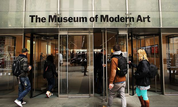 David Rockefellers Mutter Abby zählte zu den Mitbegründern des Museum of Modern Art.