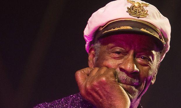 Chuck Berry starb im Alter von 90 Jahren