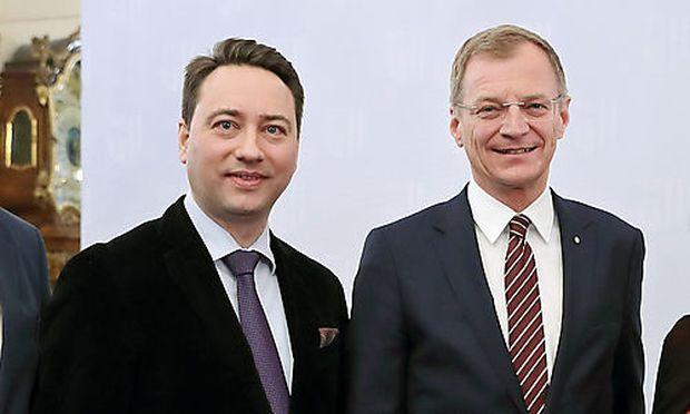 Haimbuchner und Stelzer