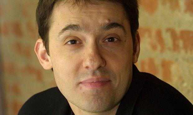 WIen 12 02 2002 Bogdan ROSCIC Portrait
