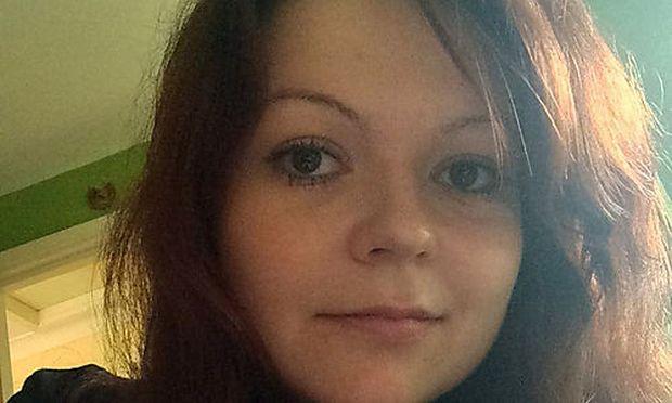 Vergiftete Julia Skripal aus Klinik entlassen