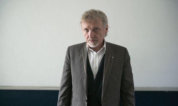 """""""Die Zuhörer sind intelligent genug. Die brauchen kein Fake"""" sagt Jan Lauwers."""