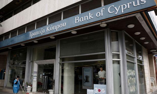 Zyperns Banken koennten neun