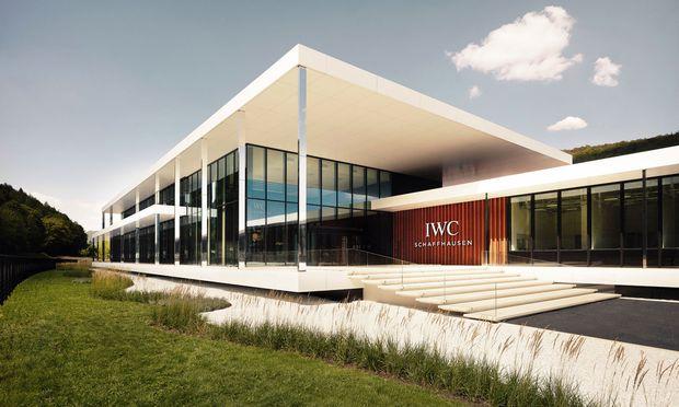 Visitenkarte. 21 Monate Bauzeit waren nötig, um das neue Manufakturzentrum zu realisieren.