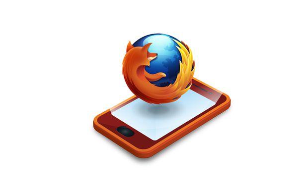 Smartphones bringt Firefox nach