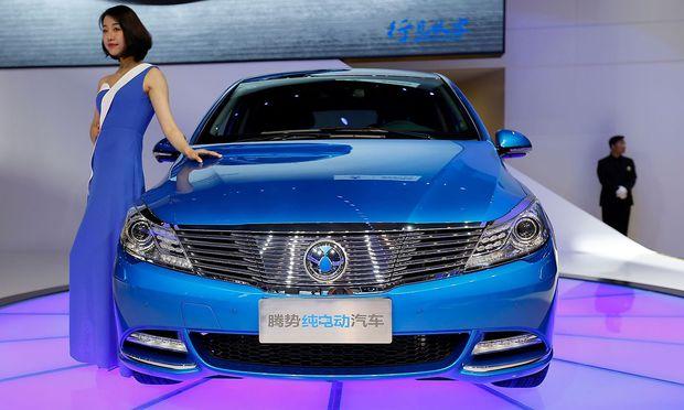 Chinas ambitionierte Pläne für E-Autos « DiePresse.com